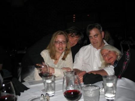 Heidi, Joseph, David, Marie-Claude