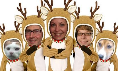 My family wishes you a happy and joyful holiday season! Peace